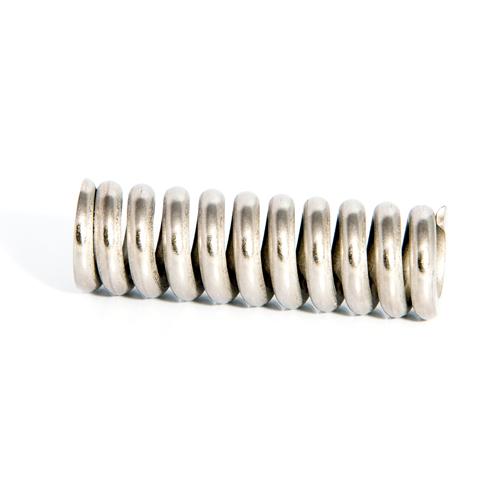 molla-compressione molata acciaio inox